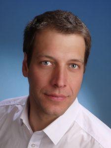 Benedikt Geiger bio photo.
